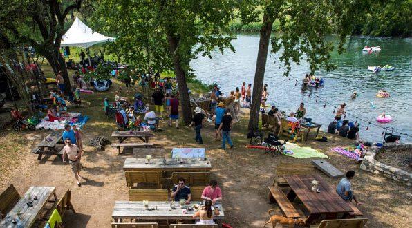 lake side picnic